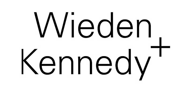 Logo of Wieden+Kennedy